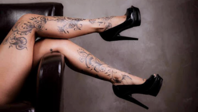 Tatuajes en la pierna para mujer, ¡ideas fabulosas!