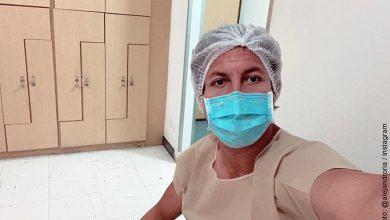 Alejandro Riaño ya es papá de gemelos y los presentó en redes sociales