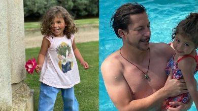 Hija de Alejandro Riaño conoce a sus hermanos y enternece en redes