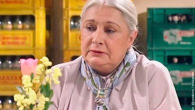 Inesita de Betty la fea vive en un asilo a sus 83 años