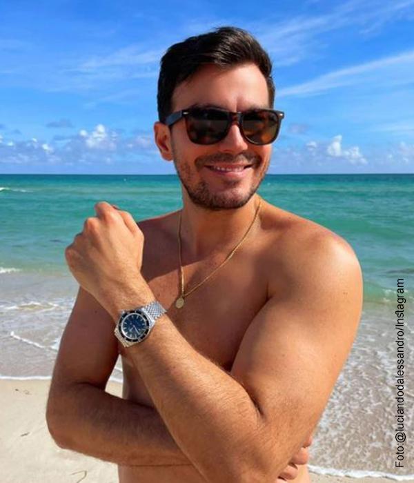 Foto del actor venezolano Luciano D´Alessandro