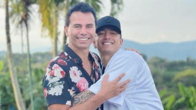 Andy Rivera culpó a su papá por no conseguir novia