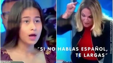 Dra. Polo gritó a niña colombiana que se negaba a hablar en español