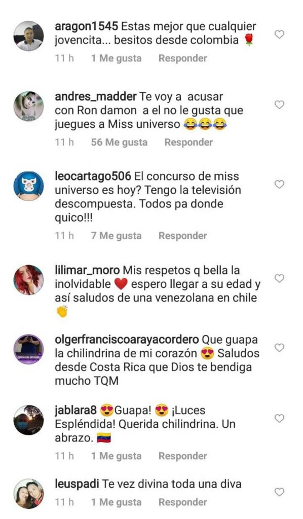 Comentarios a foto de María Antonieta de las Nieves en bikini
