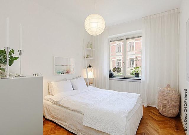 Foto de un dormitorio decorado