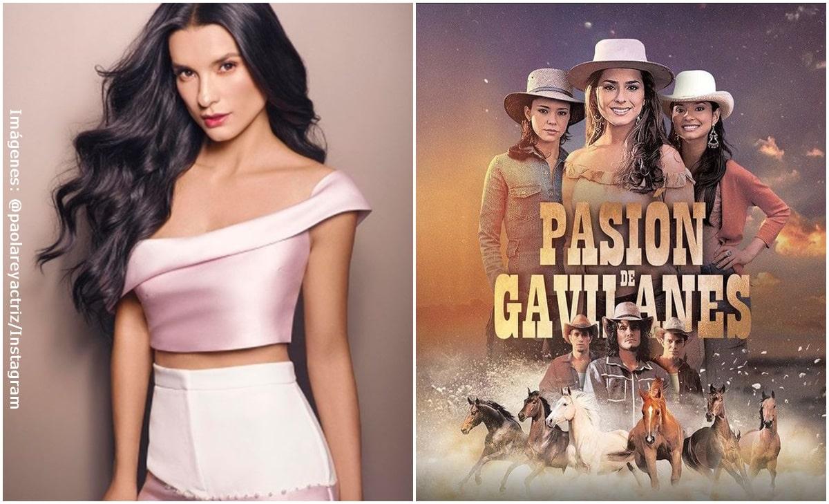 Con nostalgia, Paola Rey recordó su actuación en Pasión de gavilanes