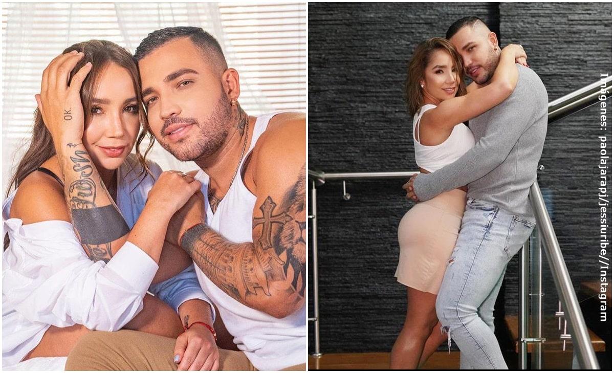 Con video paparazzi, Jessi Uribe presumió los glúteos de Paola Jara