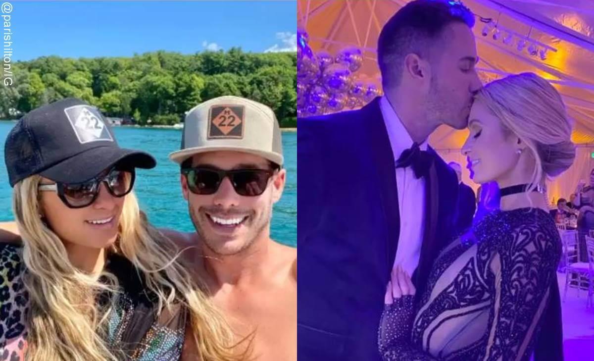 Dicen que regalo de Paris Hilton a su novio es para ella