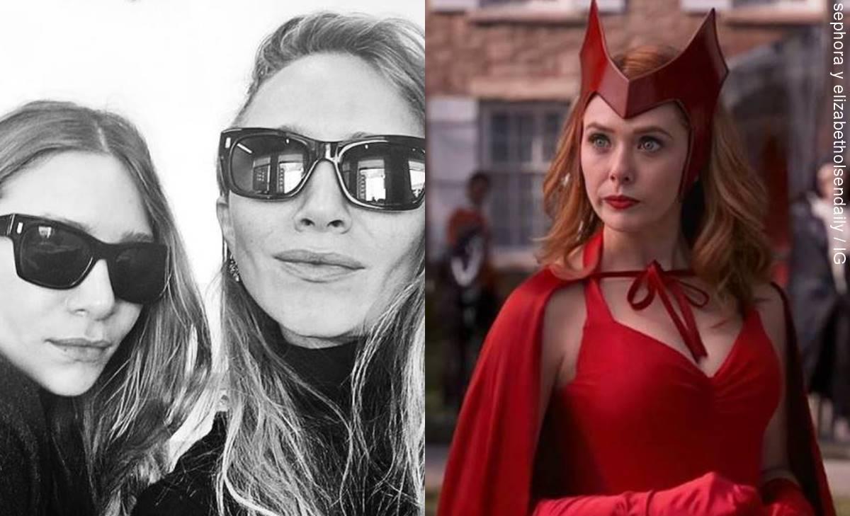 Ella es la hermana de las gemelas Olsen que pocos conocían