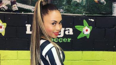 Epa Colombia apareció con fajos de billetes e indispuso en redes sociales