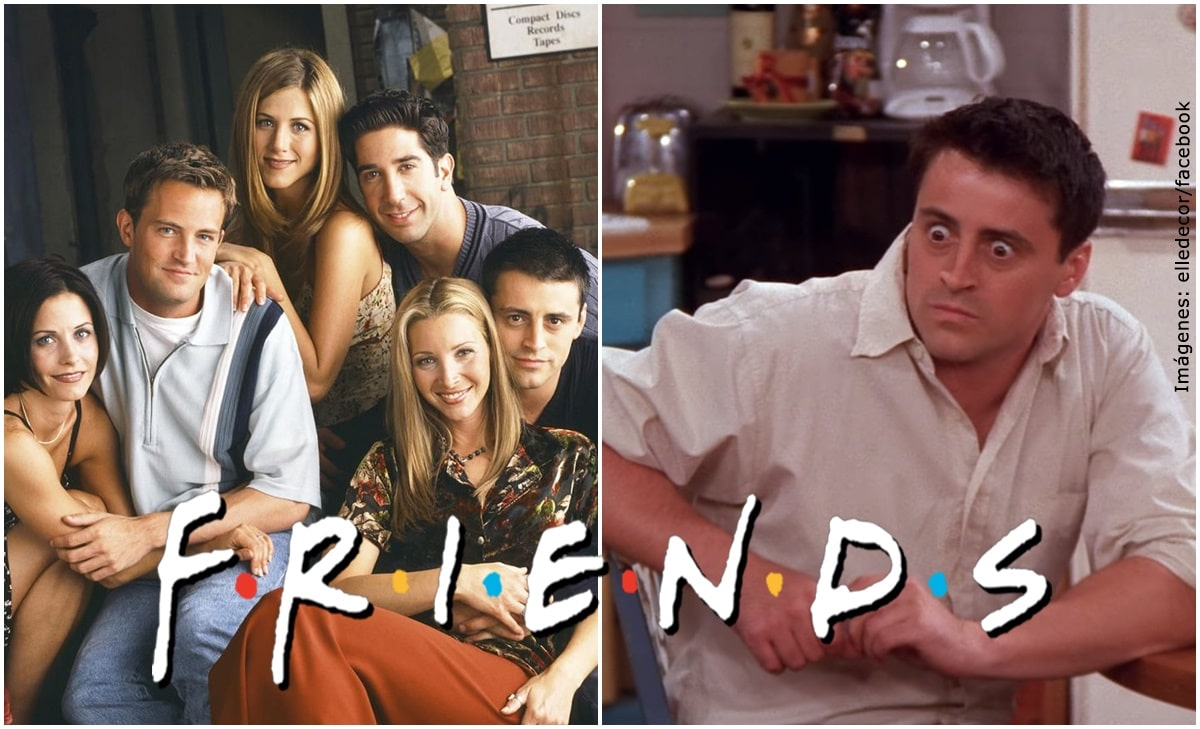 Hallan desconcertante error en Friends, después de casi 20 años