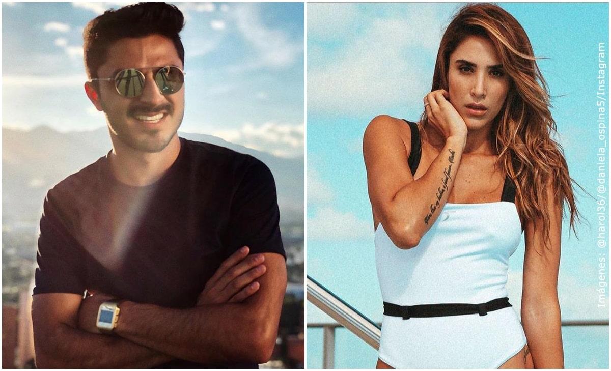Harold Jiménez por fin habló de su ruptura con Daniela Ospina