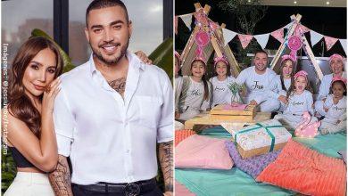 Hijas de Jessi Uribe respondieron si les cae bien o mal Paola Jara