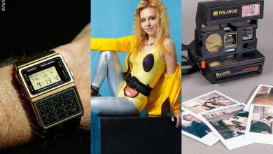 Inventos de los años 80 que todo el mundo quería tener