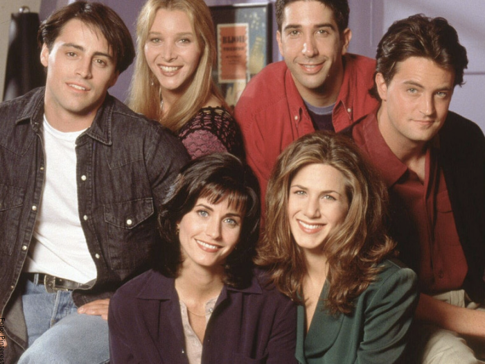 Foto de Jennifer Aniston en Friends