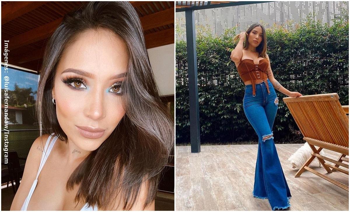La respuesta de Luisa Fernanda W a quienes preguntan por su intimidad