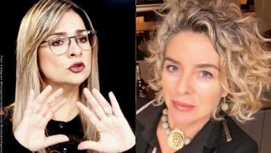 """El """"rifirrafe"""" que protagonizó Margarita Rosa de Francisco y Vicky Dávila"""