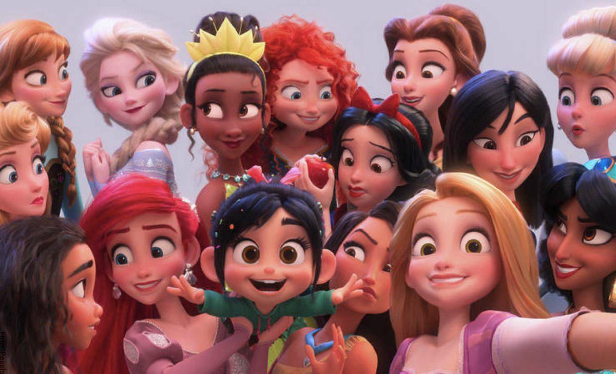 Personajes de Disney, mujeres que inspiran