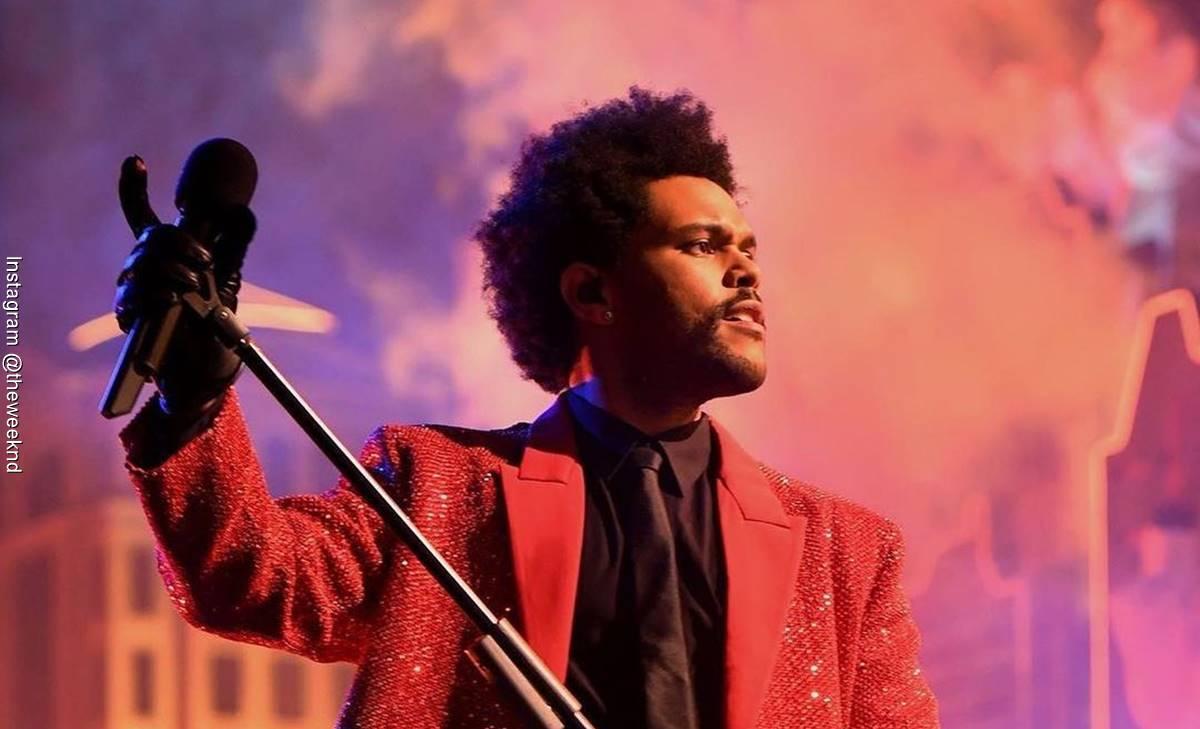 The Weeknd no superó a Shakira y a JLo en el Super Bowl