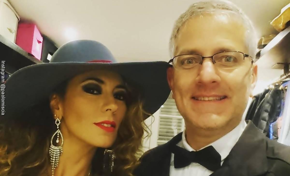 El esposo de Andrea Guzmán ¿Te parece papacito?