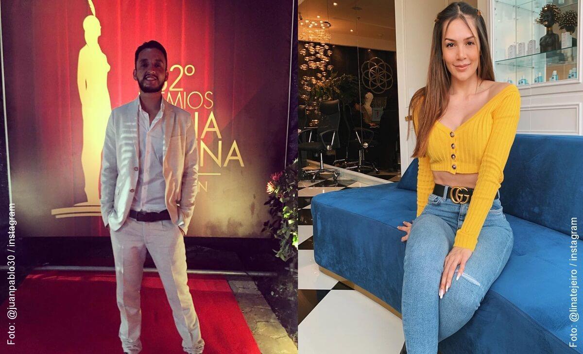 "Juan Pablo Barragán tuvo que ""ver en bola"" a Lina Tejeiro"
