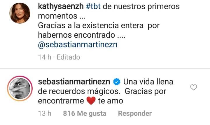 Print de Instagram de A Kathy Sáenz