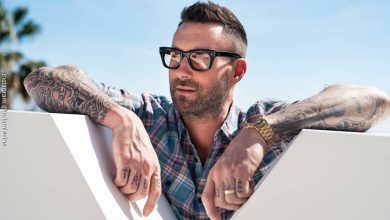 Adam Levine de Maroon 5 ¿exageró con nuevo tatuaje?