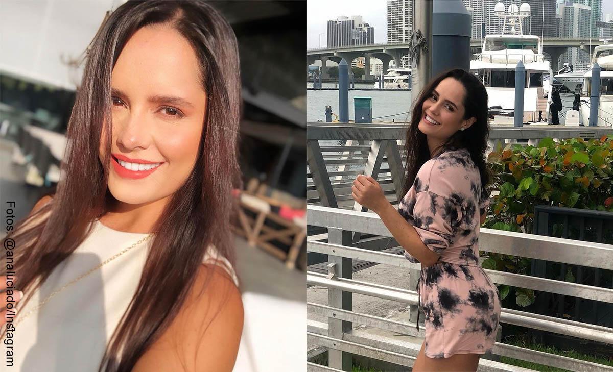 """Ana Lucía Domínguez posó en bikini y muchos quieren ser su """"guardián"""""""