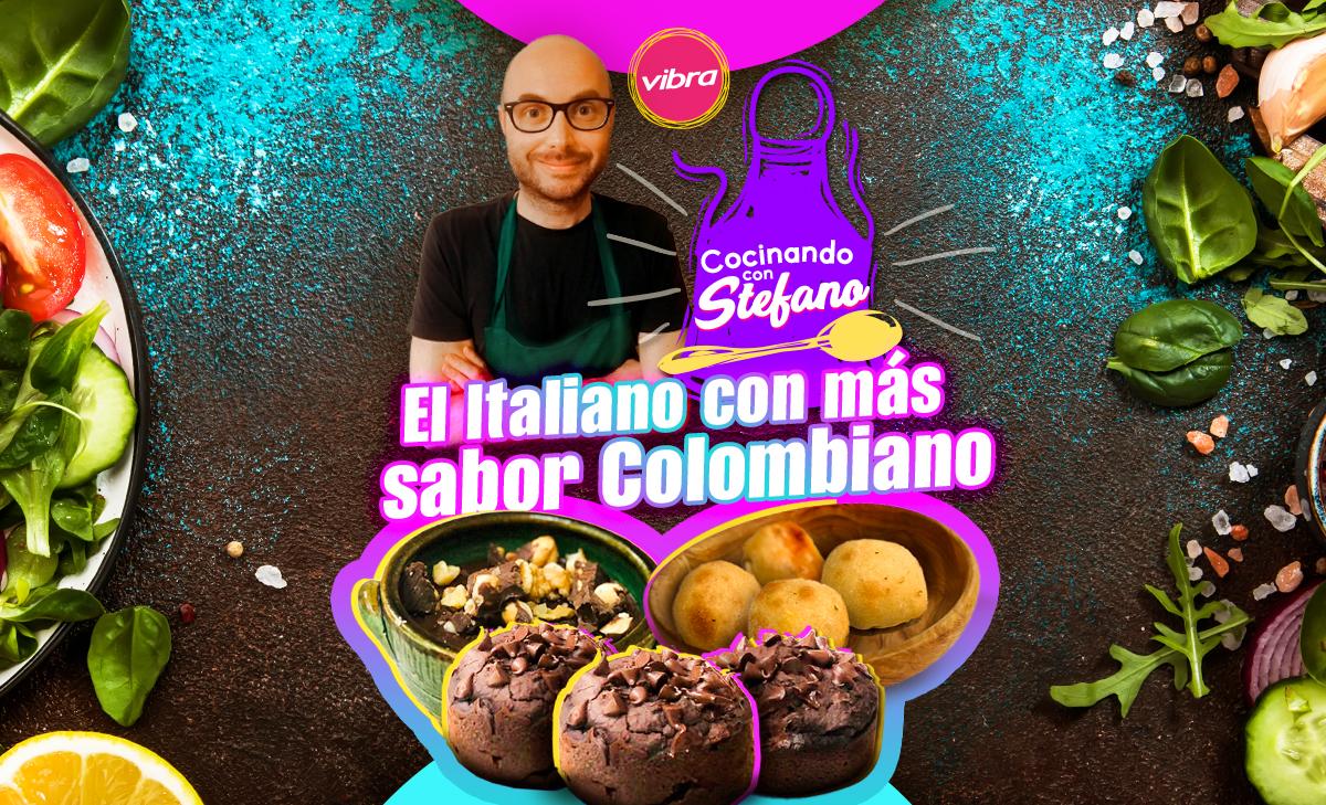 Aprende a cocinar con Stefano, el chef de Vibra