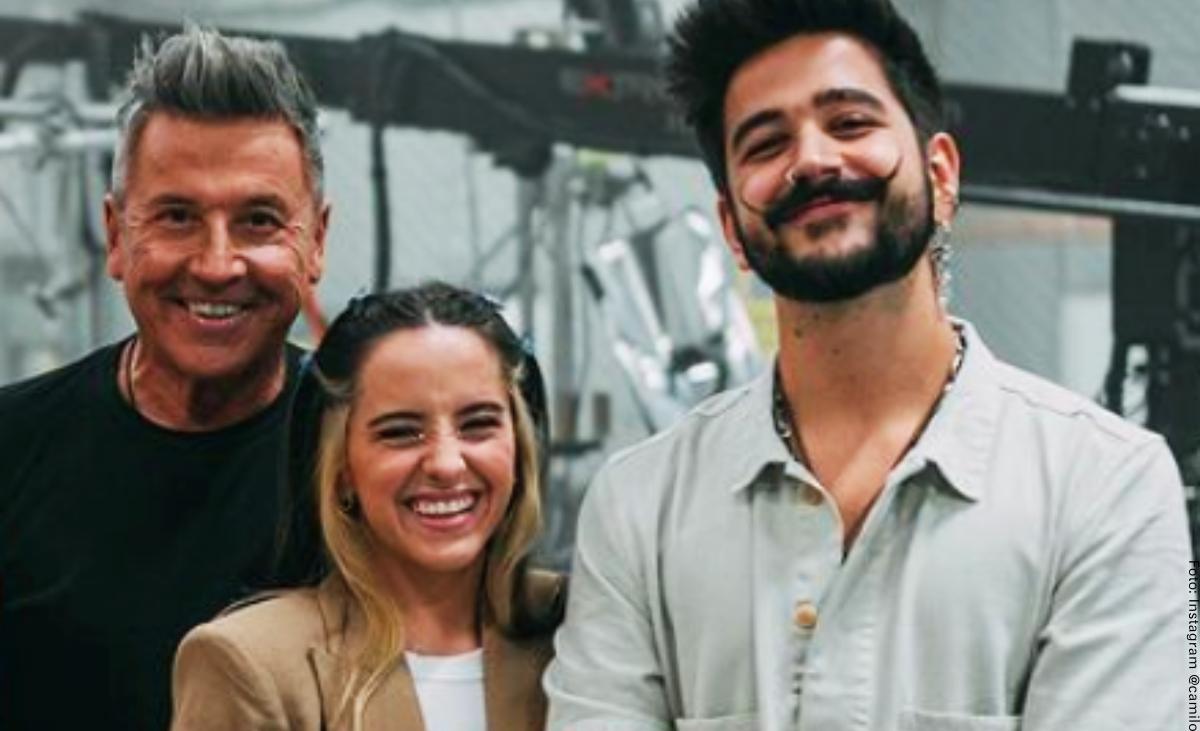 Camilo reveló cómo Ricardo Montaner lo ayudó a enamorar a Evaluna