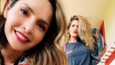 Por culpa de sensuales movimientos Carmen Villalobos y Mabel Moreno enamoran en redes