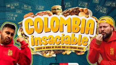 Colombia Insaciable: La primera versión