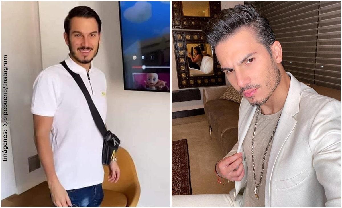 Con gracioso video, Pipe Bueno respondió a las críticas por su look