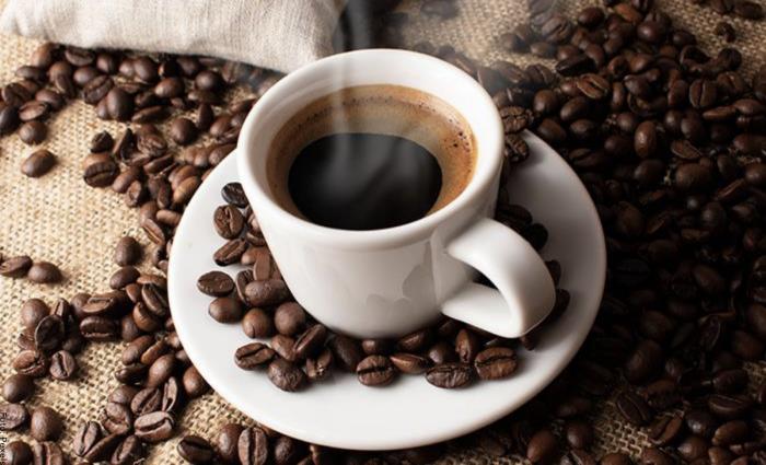 Foto de café para ilustrar desayunos recetas