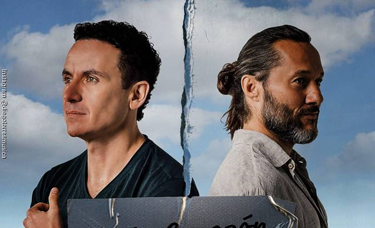 Diego Torres y Fonseca unidos por 'Este corazón'