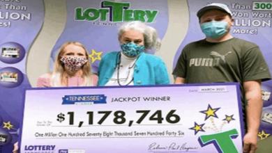 Hombre ganó la lotería pero se le perdió el billete