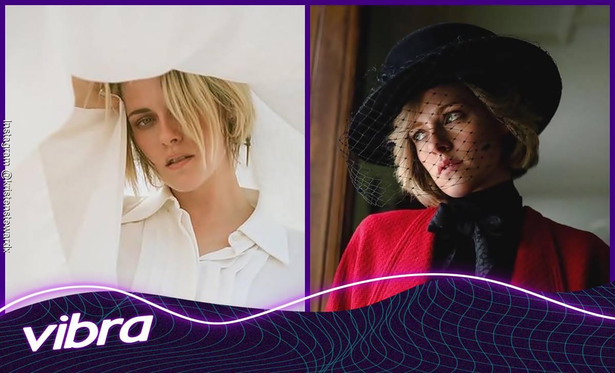 Kristen Stewart será Diana de Gales, ¿se parecen o no?