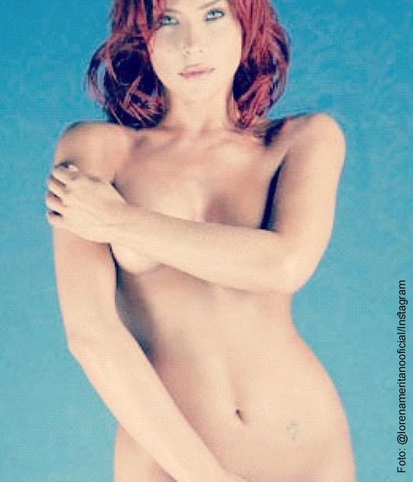 Lorena Meritano desempolva unas atractivas fotos y le llueven los piropos