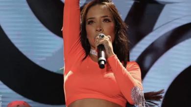 Luisa Fernanda W confesó que su carrera musical inició en el coro de la iglesia