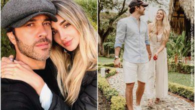 ¿Melina Ramírez y Juan M. Mendoza se casan? Detalles lo confirmarían
