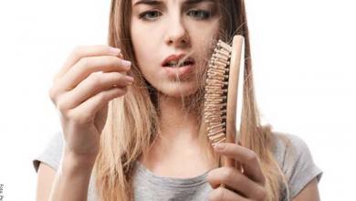 ¿Qué sirve para la caída del cabello?