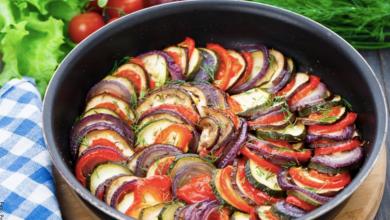 Recetas con calabacín, ¡deliciosas, diferentes y saludables!