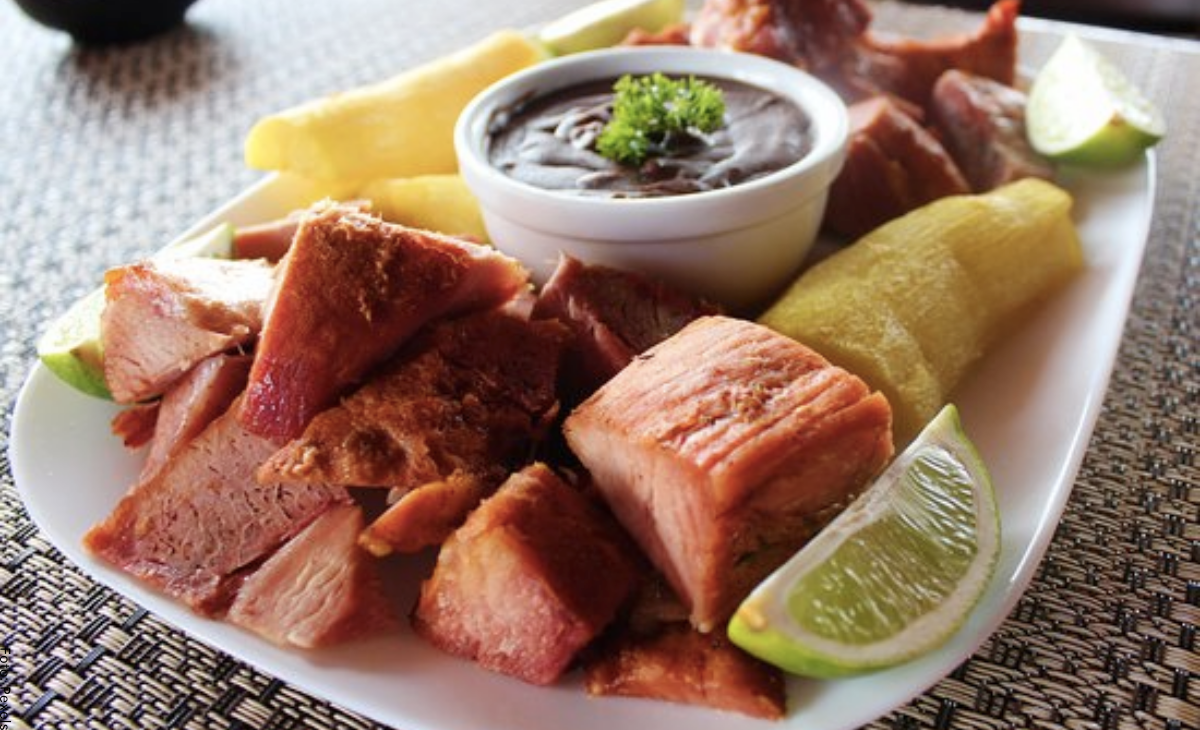 Recetas con carne de cerdo para chuparse los dedos