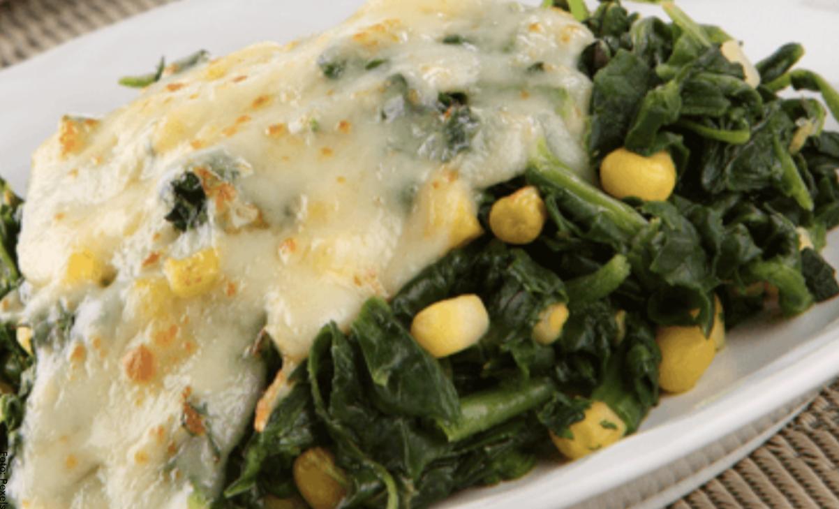 Recetas con espinacas: saludables y deliciosas