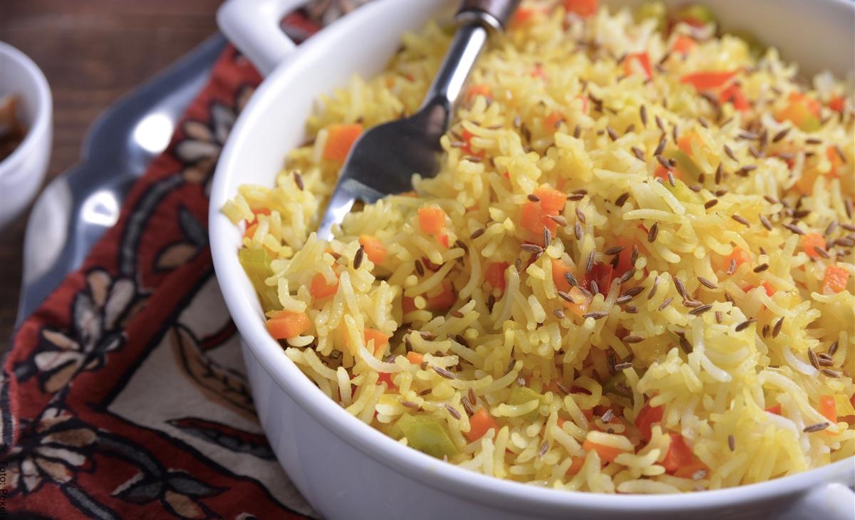 Recetas de arroz, ¡para todos los gustos!