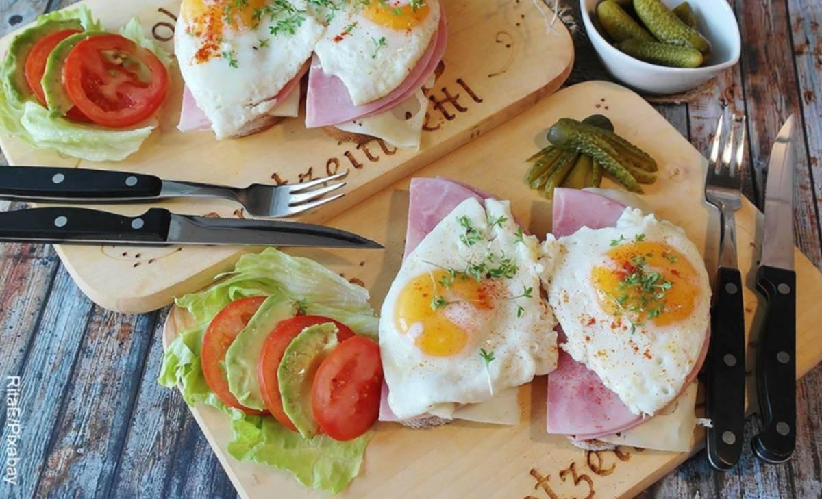 Recetas de huevos, ¡quedarán espectaculares!
