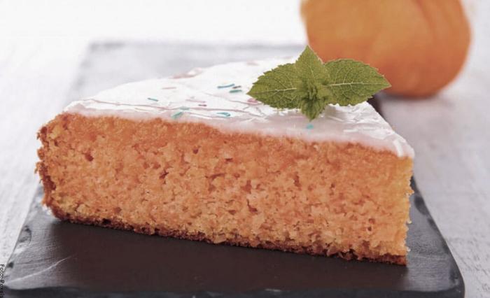 Foto torta de auyama