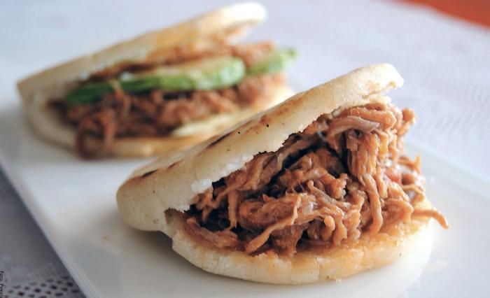 Foto de receta de carne desmechada