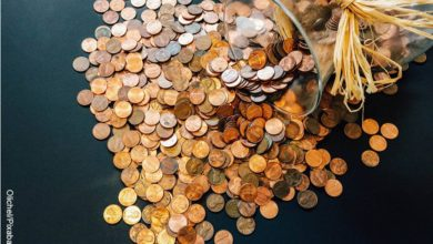 Soñar con monedas, ¿te llegará poquita o mucha fortuna?