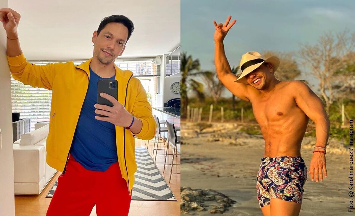 ¿Karoll Márquez es gay? Así respondió el actor